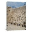 iCanvas Westren Wall Jerusalem Photographic Print on Canvas