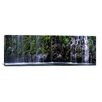 iCanvas Panoramic Mossbrae Falls, Sacramento River, Siskiyou County, California Photographic Print on Canvas