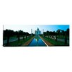 iCanvas Panoramic Taj Mahal Agra India Photographic Print on Canvas