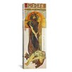 iCanvas Medee 1898 Canvas Wall Art by Alphonse Mucha