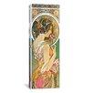 iCanvas Alphonse Mucha Polyanthus, 1899 Canvas Print Wall Art