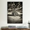 <strong>iCanvasArt</strong> 'Hell's Church' by Sebastien Lory Photographic Print on Canvas