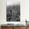 iCanvas 'Empire State Building (New York City)' by Christopher Bliss Photographic Print on Canvas