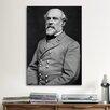 iCanvas Political General Robert E. Lee Photographic Print on Canvas