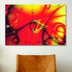 iCanvas Digital Fire Ball Graphic Art on Canvas