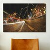 <strong>iCanvasArt</strong> 'Elysee Storm' by Sebastien Lory Photographic Print on Canvas