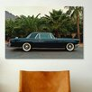 iCanvas Cars and Motorcycles Continental Lincoln 1962 Photographic Print on Canvas