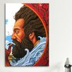 iCanvas Christian John the Baptist Painting Print on Canvas