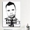 iCanvas Mugshot John Dillinger; Public Enemy Number 1 - Gangster Photographic Print on Canvas