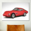iCanvasArt Cars and Motorcycles 1959 Abarth-alfa Romeo 1300 Berlinett Photographic Print on Canvas