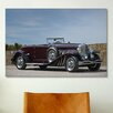 iCanvas Cars and Motorcycles 1935 Duesenberg Model J Murphy Convertible Coupe Photographic Print on Canvas