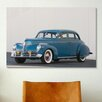iCanvas Cars and Motorcycles 1941 Studebaker Commander Photographic Print on Canvas