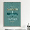 iCanvas See Stars Canvas Print Wall Art