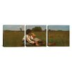 iCanvasArt Winslow Homer Boys In a Pasture 3 Piece on Canvas Set
