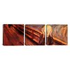 iCanvas Edvard Munch The Scream 3 Piece on Canvas Set