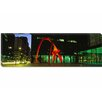 iCanvas Panoramic Alexander Calder Flamingo, Chicago, Illinois Photographic Print on Canvas