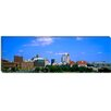 iCanvasArt Panoramic Buildings in a City, St Louis, Missouri Photographic Print on Canvas