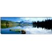 iCanvasArt Panoramic Cascade Mountains, Oregon Photographic Print on Canvas