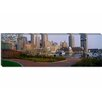 iCanvas Panoramic Buildings in a City Boston, Massachusetts Photographic Print on Canvas