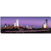 iCanvas Panoramic Buildings in a City Dallas, Texas Photographic Print on Canvas