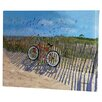 Cape Craftsmen Outdoor Canvas The Bicycle Wall Decor
