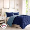 Comfort Classics Larkspur Down Alternative Comforter with 3M Scotchgard