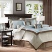 <strong>Madison Park Genevieve 7 Piece Comforter Set</strong> by Premier Comfort