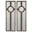 <strong>Cooper Classics</strong> Kyle Wall Mirror (Set of 2)
