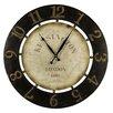 """Cooper Classics Atish 22.75"""" Wall Clock"""