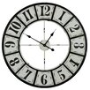 """Cooper Classics Bianca 30.75"""" Wall Clock"""