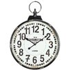 "Cooper Classics Oversized 23.5"" Parker Wall Clock"