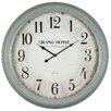 "<strong>Oversized 24.5"" Asher Wall Clock</strong> by Cooper Classics"
