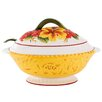 <strong>Fitz and Floyd</strong> Flower Market 112 oz. Tureen with Ladle