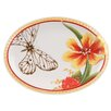 "Fitz and Floyd Flower Market 14"" Platter"