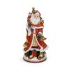 Fitz and Floyd Regal Holiday Santa Musical Figurine
