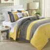 <strong>Chic Home</strong> Euphoria 12 Piece Comforter Set