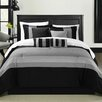 <strong>Chic Home</strong> Diamante 12 Piece Comforter Set