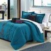 Chic Home Gazebo 12 Piece Comforter Set