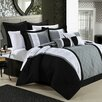 <strong>Chic Home</strong> Livingston 12 Piece Comforter Set