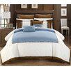 Chic Home Greensville 7 Piece Comforter Set