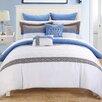Chic Home Neptune 7 Piece Comforter Set