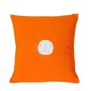 Nantucket Bound Sunbrella Lumbar Pillow With Embroidered Sand Dollar