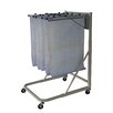 <strong>Pivot Mobile Filing Cart</strong> by Buddy Products