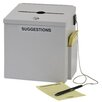 <strong>Steel Suggestion Box</strong> by Buddy Products