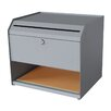 Buddy Products Suggestion Box with Paper Storage