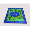 Kids World Rugs Forest Friends Area Rug