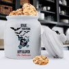 JDS Personalized Gifts Personalized Gift Halloween Cookie Jar