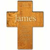 JDS Personalized Gifts Personalized Gift Gardens of Grace Cross - Child's Bedtime Prayer Sculpture