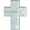 JDS Personalized Gifts Personalized Gift Faith and Flowers Cross - Child's Bedtime Prayer Sculpture