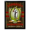 JDS Personalized Gifts Personalized Gift Pub Framed Graphic Art
